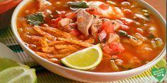 Tex-Mex Suppe, low carb Diät rezept