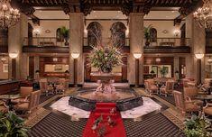 Peabody Hotel Memphis Wedding Venue
