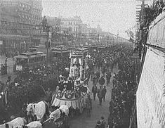 Mardi Gras ca. 1900
