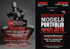 For Young & Aspiring Models...(MatchBox Models Republic)...Its FREE!!!