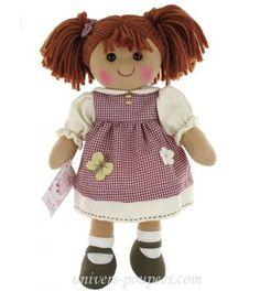 Site de sites de tutos de poupées de chiffon.