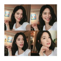 Korean Short Hair, Korean Girl, Asian Girl, World Most Beautiful Woman, Beautiful People, Korean Beauty, Asian Beauty, My Beauty, Beauty Women