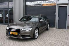 Een onlangs geïmporteerde Audi A6 3.0 TFSI Avant uit 2012 #autoimporteren