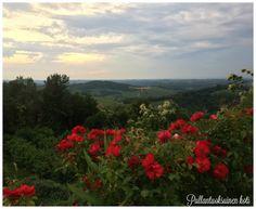 Pullantuoksuinen koti: Terveisiä Italian Piemontesta #piemonte #asti #mombaruzzo