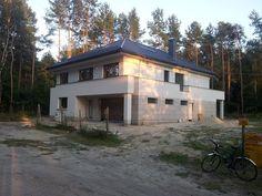 Realizacja projektu Rezydencja Leśna  #projekt #dom #budowa