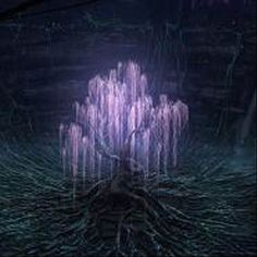james cameron avatar trees | Tree of Souls - Photos: Avatar Tree of Life in Hyde Park---would make a great wall mural