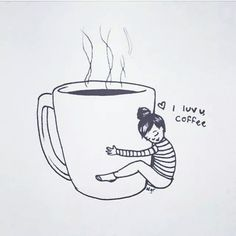 I love you coffee!