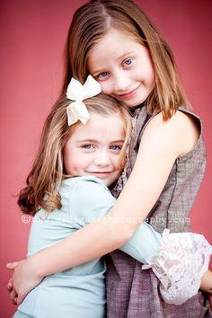 Big Sister, Little Sister ~ adorable