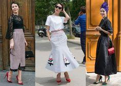 Meet Russia's Top Street Style Stars. Ulyana Sergeenko. luckmag.com. the far left picture is pure beauty
