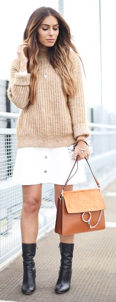 Lydia Elise Millen Smooth Tones Of Fall Outfit Inspo women fashion outfit clothing stylish apparel @roressclothes closet ideas
