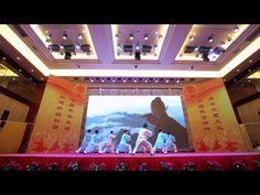 #kungfutime Wudang San Feng Pai 2015 Performance Conference Part 4