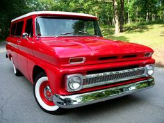 1966 Chevrolet C-10 SUBURBAN what i want mine to look like!!!!