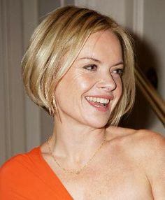 Mariella Frostrup on February 04, 2009 in London, England.
