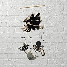Seafaring Baby Mobile | The Land of Nod