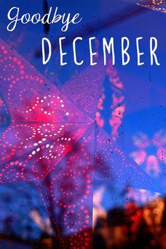 Goodbye December // Einen guten Rutsch ins neue Jahr! // Une bonne Saint Sylvestre !