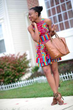 SUBIRA WAHURE: Kouture Afrika;Kente