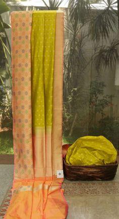 BENARES SILK L11582 | Lakshmi