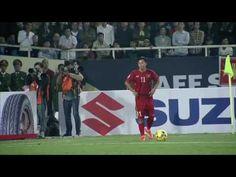 Vietnam vs Indonesia AFF Suzuki Cup Semi final - Second leg