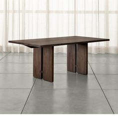 Shop Monarch Shiitake Dining Tables.  Our Monarch dining collection is handcrafted using centuries-old techniques in a modern way.