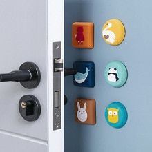 Buy 2020 New Thickened Wall Door Handle Door Anti-collision Pad Soft Rubber Pad Door Touch Safety Child Cushion at www.babyliscious.com! Free shipping to 185 countries. 21 days money back guarantee. Door Knobs, Door Handles, Padded Wall, Cartoon Wall, Cheap Wall Stickers, Door Stopper, Party Accessories, Child Safety, Decoration