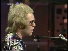 Tiny Dancer by Elton John, my all time fave . . .