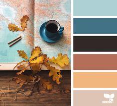 You searched for label/autumn design seeds. Fall Color Palette, Colour Pallette, Color Combos, Design Seeds, Color Schemes Design, Color Balance, Colour Board, Pantone, Color Inspiration