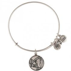 #Valentines Day is coming soon! Find your special gifts at #CurrentsGifts! Currents Gifts and Jewelry - Alex and Ani Because I Love You Bangle Russian Silver1, $28.00 (http://www.currentsgifts.com/alex-and-ani-because-i-love-you-bangle-russian-silver1/)