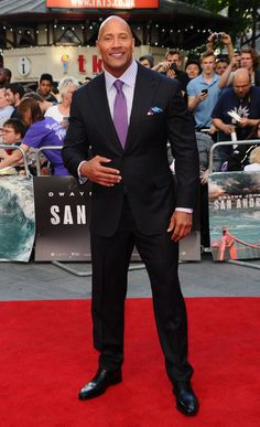 Dwayne Johnson Photos: 'San Andreas' - UK Premiere - Red Carpet Arrivals