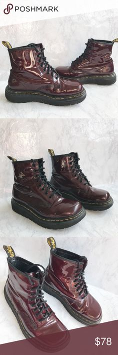 2a6557793e1 Floral Pascal Doc Martens in 2019 My Posh Picks Shoes Doc
