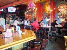 Salvador Molly's...Portland, Oregon