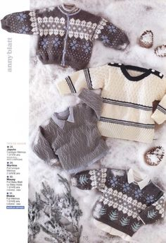 Baby Cardigan Knitting Pattern Free, Crochet Baby Dress Pattern, Baby Dress Patterns, Baby Knitting Patterns, Knitting Books, Knitting For Kids, Free Knitting, Knit Baby Sweaters, Knitted Baby Clothes