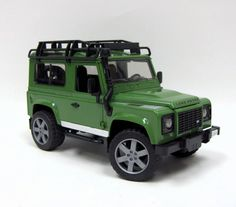 Land Rover Defender SUV by Bruder Toy Toys
