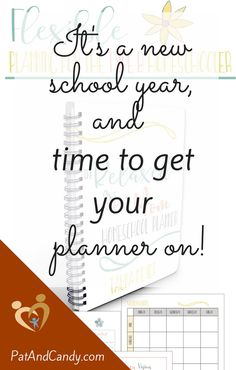 The Relaxed Homeschool Mom Planner - a unique add-on makes this an uber-useful…