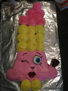 Shopkins Cupcake Cake Lipstick