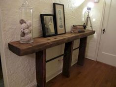 12 Cool DIY Reclaimed Wood Projects | diycandy.com