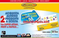 Vinci gift card Mercatone Uno da 50 euro  - http://www.omaggiomania.com/concorsi-a-premi/vinci-gift-card-50-euro-mercatone/