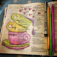 Love this so much, I think I'll draw mine with old antique teacups! :)