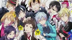 Servamp Cast