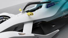 Behance :: Best of Behance Formula 1 Car, Design Lab, Web Design, Graphic Design, Futuristic Cars, Team Apparel, Transportation Design, Car Manufacturers, Automotive Design