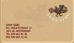Amsterdam Indonesisch Restaurant Sama Sebo