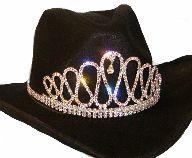 fe226426f1d Cowboy hat tiaras