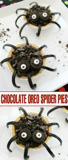 These Chocolate Oreo