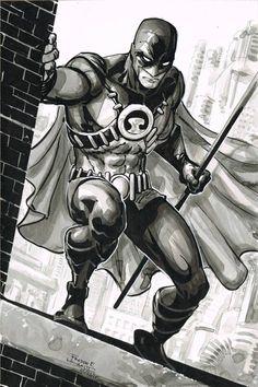 Red Robin Tim Drake by Freddie Williams II Batwoman, Nightwing, Batgirl, I Am Batman, Batman Art, Batman Robin, Superman, Tim Drake Red Robin, Robin Dc