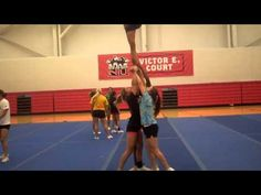 ▶ Handstand stunt to stretch - YouTube