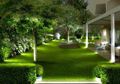 Front Yard Garden Design, Garden Design Plans, Modern Garden Design, Backyard Garden Design, Front Yard Landscaping, Small Garden Landscape, Landscape Edging, Landscape Art, Landscape Paintings