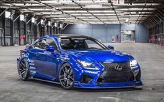Lexus Rc F Coupe   2014 Lexus RC F by Gordon Ting