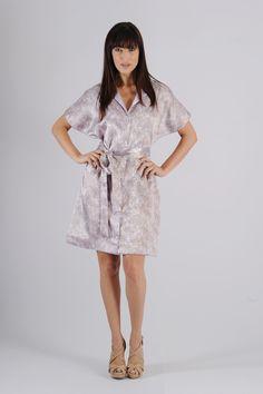 Camisão em Cetim www.rmdlingerie.com.br Lingerie, Wrap Dress, Dresses, Fashion, Satin, Dress, Silk, Vestidos, Moda