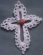 free crochet cross patternFree Crochet, Crosses Pattern, Crochet ...