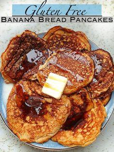 Gluten free/dairy free pancakes!