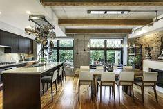 Modernism Meets Eclectic Beauty Inside Exclusive Vancouver Loft (via Bloglovin.com )